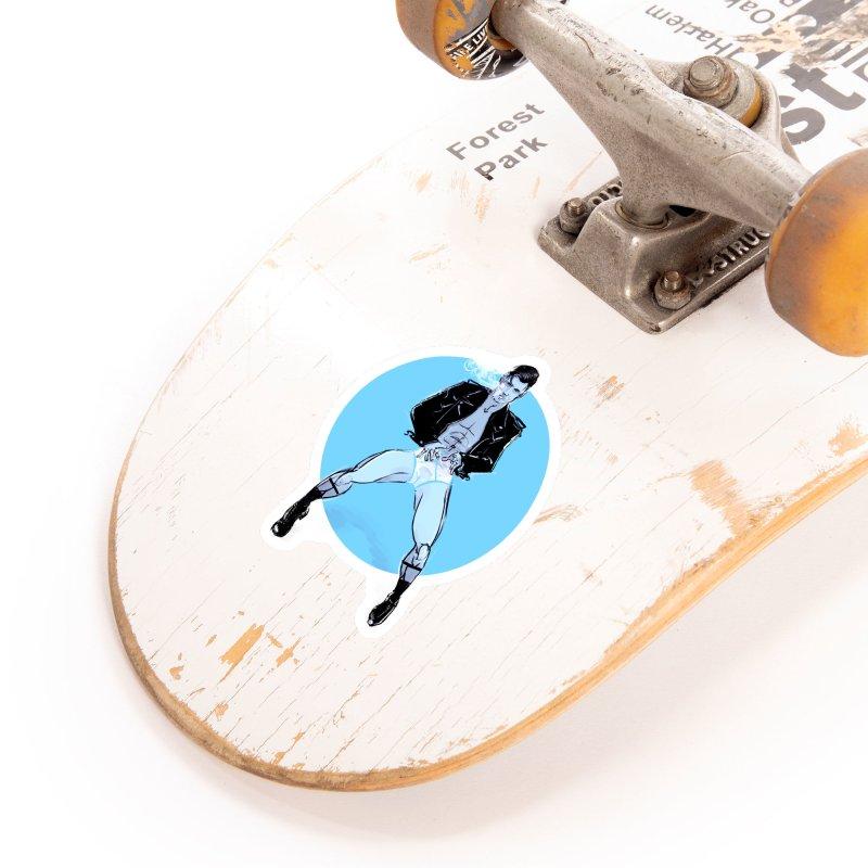 RocknRoll Accessories Sticker by Ego Rodriguez