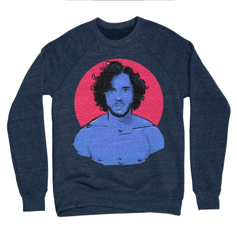 Kit Women's Sponge Fleece Sweatshirt by Ego Rodriguez