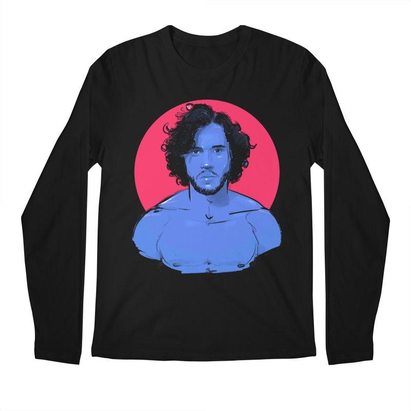 Kit Men's Regular Longsleeve T-Shirt by Ego Rodriguez