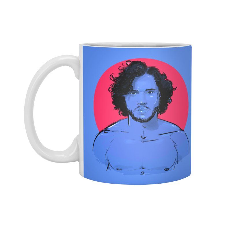 Kit Accessories Mug by Ego Rodriguez