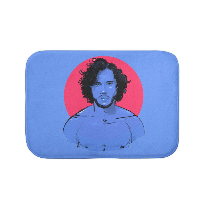 Kit Home Bath Mat by Ego Rodriguez