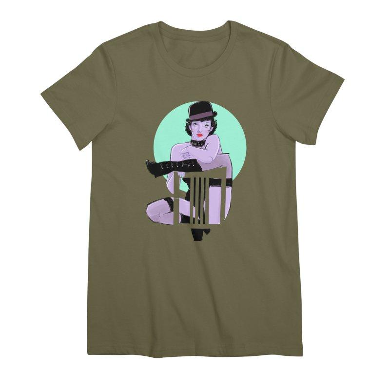 Sally Bowles Women's Premium T-Shirt by Ego Rodriguez