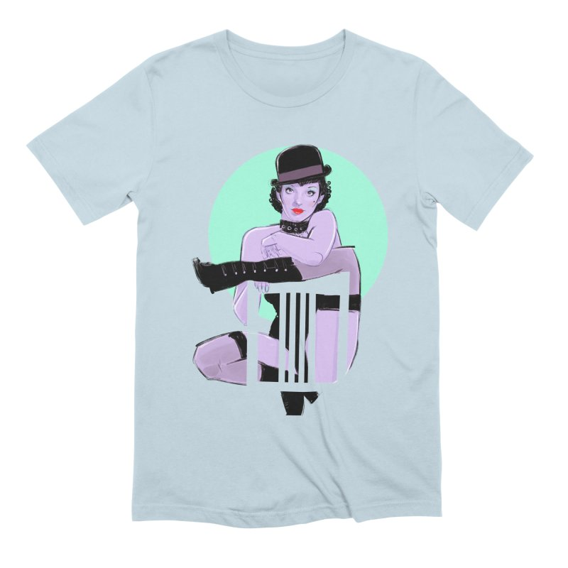 Sally Bowles Men's Extra Soft T-Shirt by Ego Rodriguez