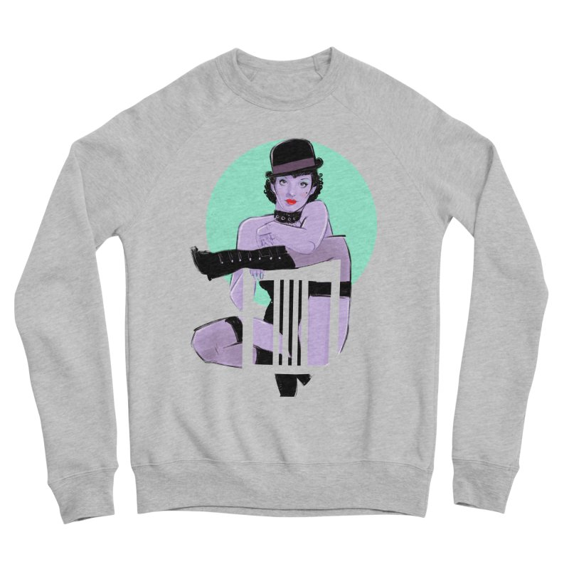 Sally Bowles Women's Sponge Fleece Sweatshirt by Ego Rodriguez