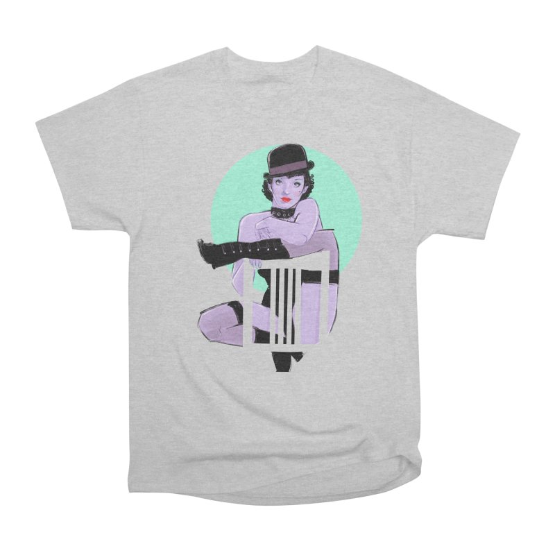Sally Bowles Men's Heavyweight T-Shirt by Ego Rodriguez