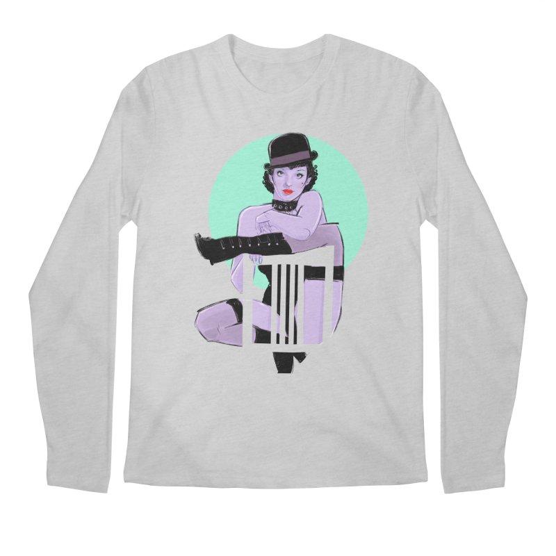 Sally Bowles Men's Regular Longsleeve T-Shirt by Ego Rodriguez