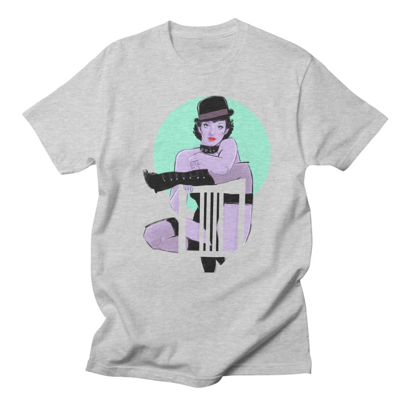 Sally Bowles Women's Regular Unisex T-Shirt by Ego Rodriguez