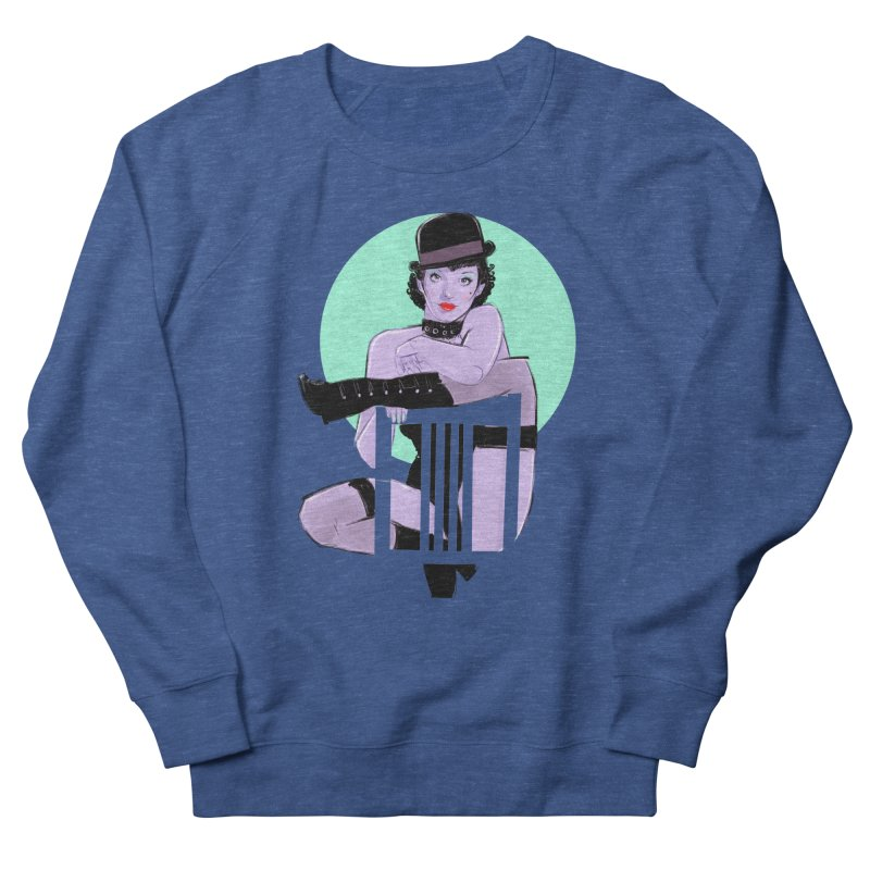 Sally Bowles Women's French Terry Sweatshirt by Ego Rodriguez