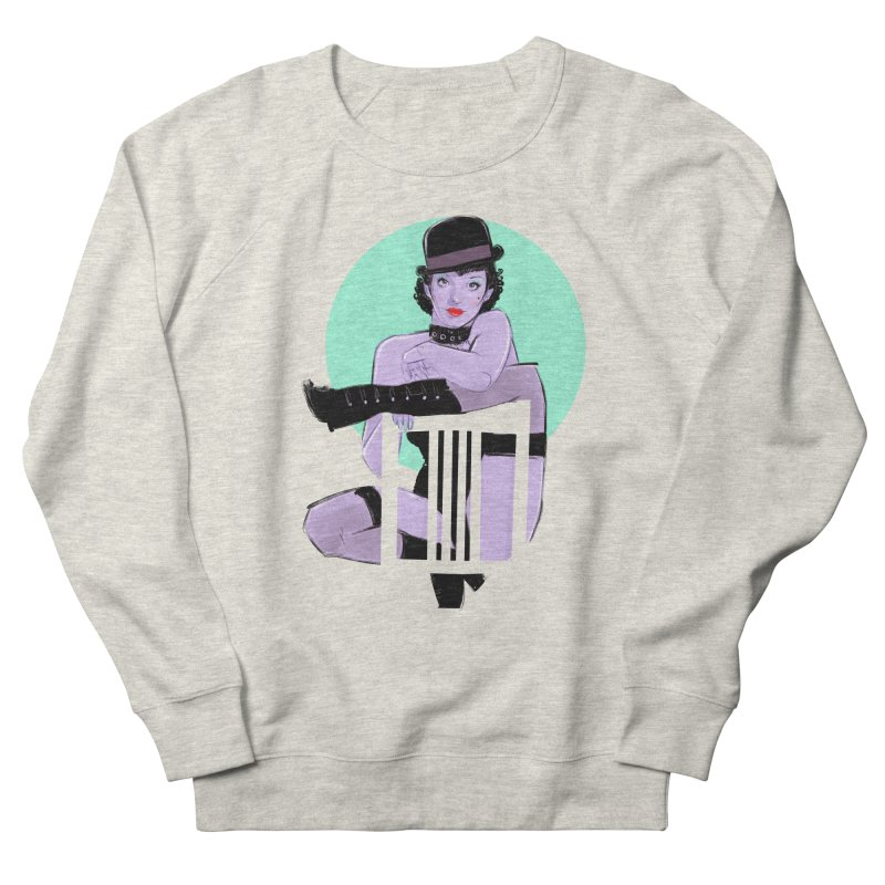 Sally Bowles Men's French Terry Sweatshirt by Ego Rodriguez