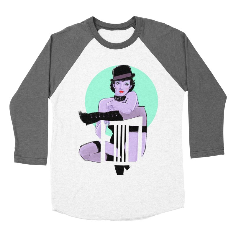 Sally Bowles Women's Baseball Triblend Longsleeve T-Shirt by Ego Rodriguez