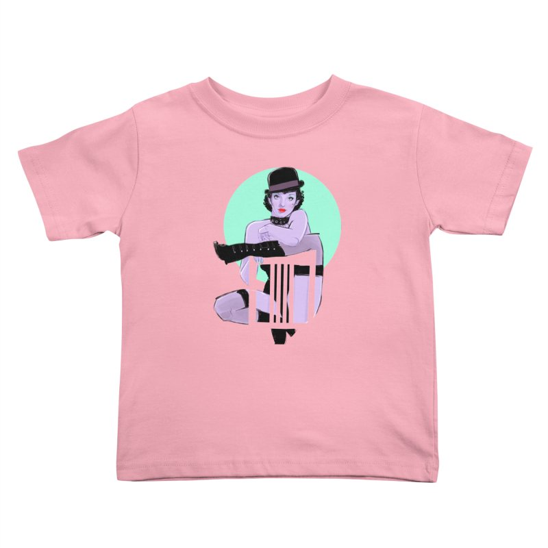 Sally Bowles Kids Toddler T-Shirt by Ego Rodriguez