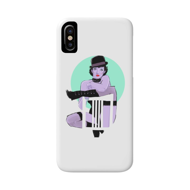 Sally Bowles Accessories Phone Case by Ego Rodriguez