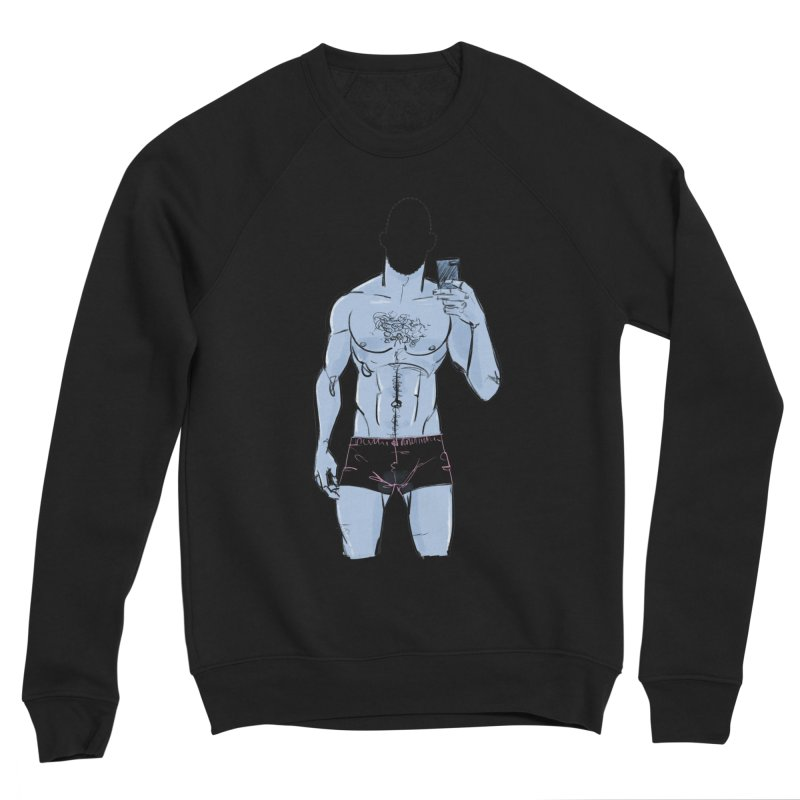 Template Women's Sponge Fleece Sweatshirt by Ego Rodriguez