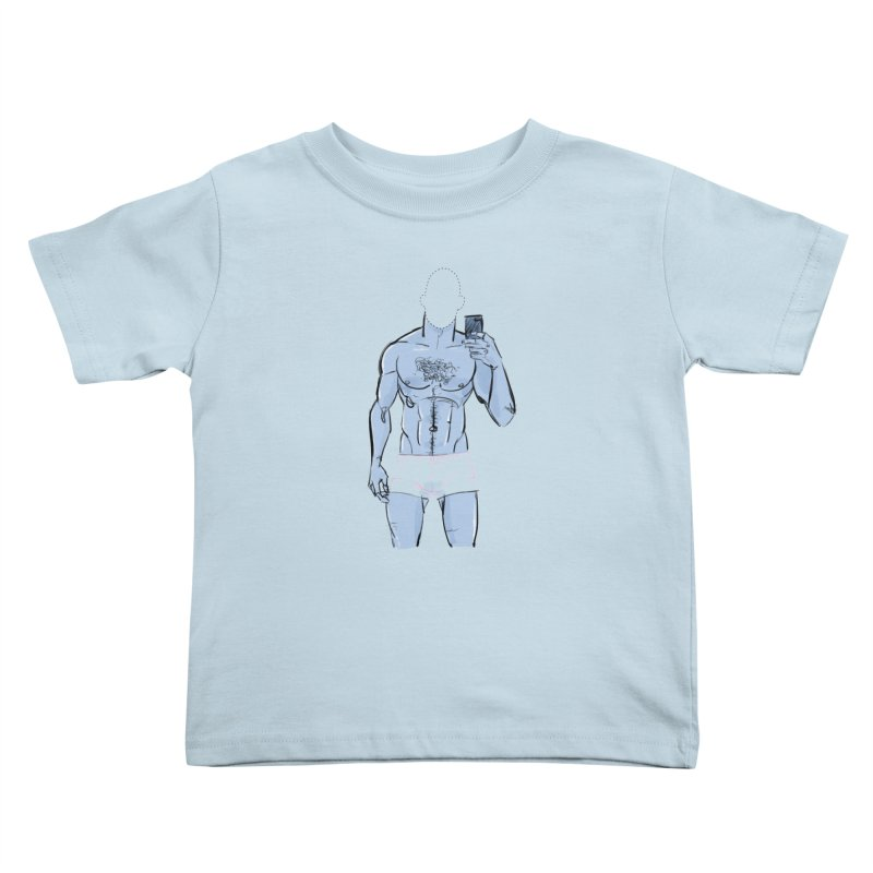 Template Kids Toddler T-Shirt by Ego Rodriguez