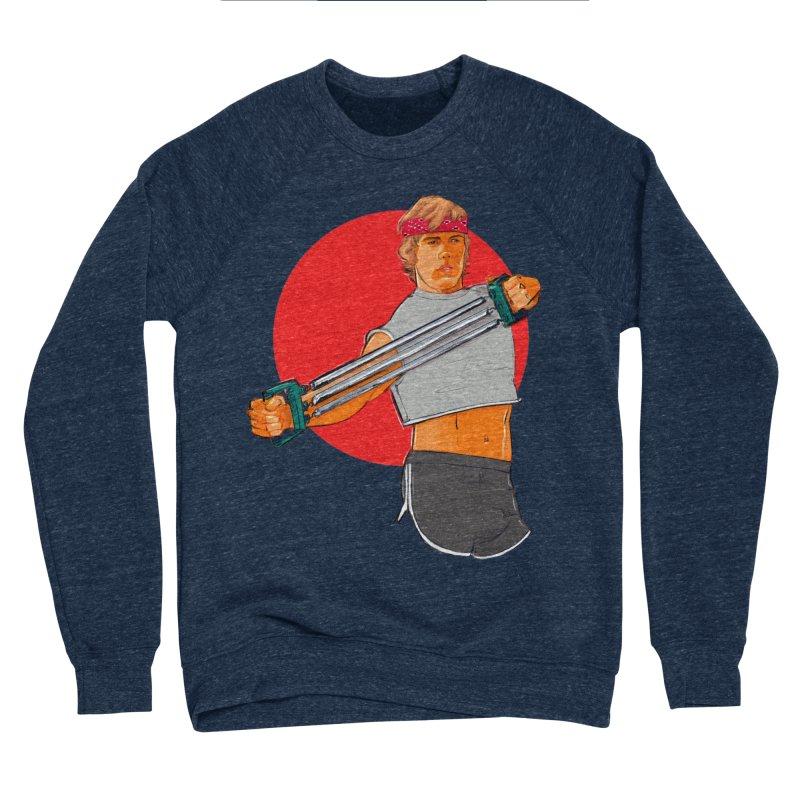 Brand Men's Sponge Fleece Sweatshirt by Ego Rodriguez