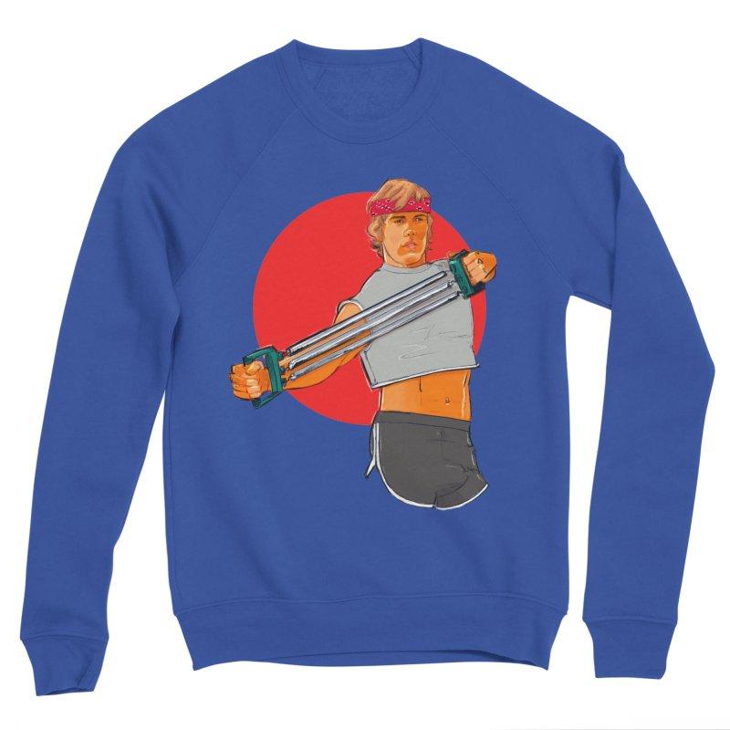 Brand Women's Sponge Fleece Sweatshirt by Ego Rodriguez