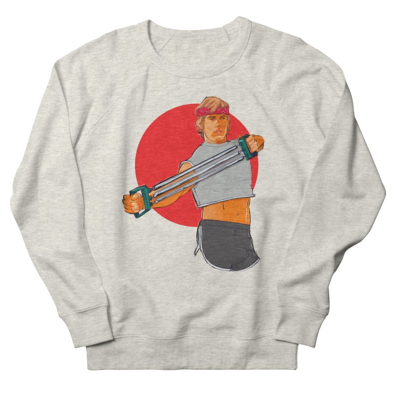 Brand Women's French Terry Sweatshirt by Ego Rodriguez