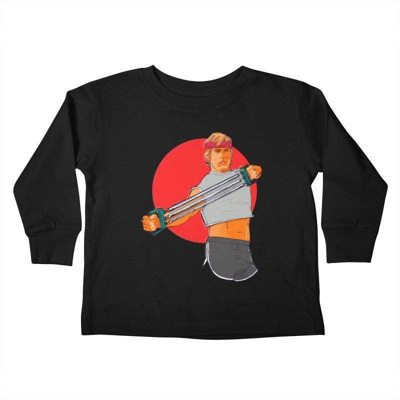Brand Kids Toddler Longsleeve T-Shirt by Ego Rodriguez