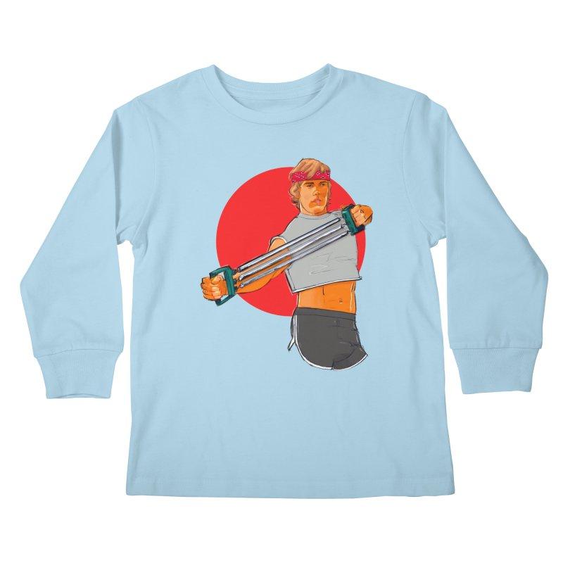 Brand Kids Longsleeve T-Shirt by Ego Rodriguez