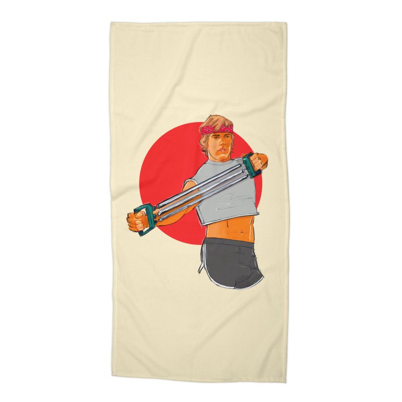 Brand Accessories Beach Towel by Ego Rodriguez
