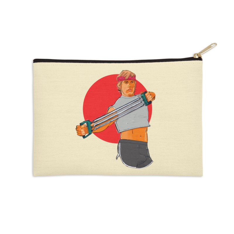 Brand Accessories Zip Pouch by Ego Rodriguez