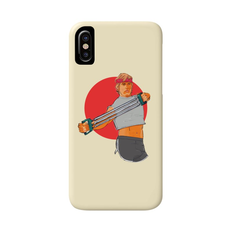 Brand Accessories Phone Case by Ego Rodriguez