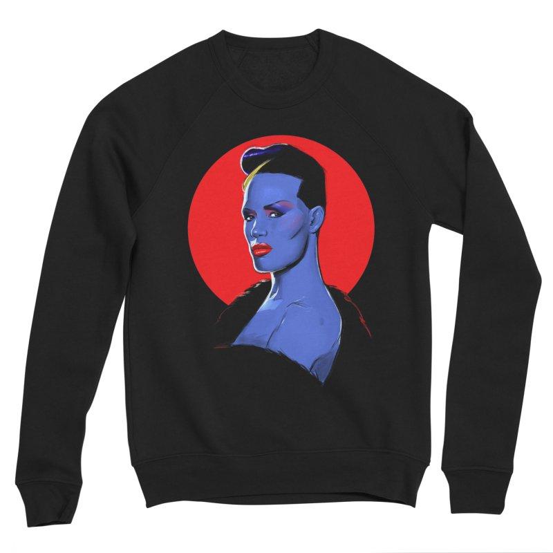 Grace Women's Sponge Fleece Sweatshirt by Ego Rodriguez
