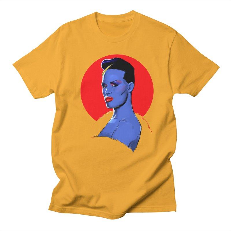 Grace Women's Regular Unisex T-Shirt by Ego Rodriguez