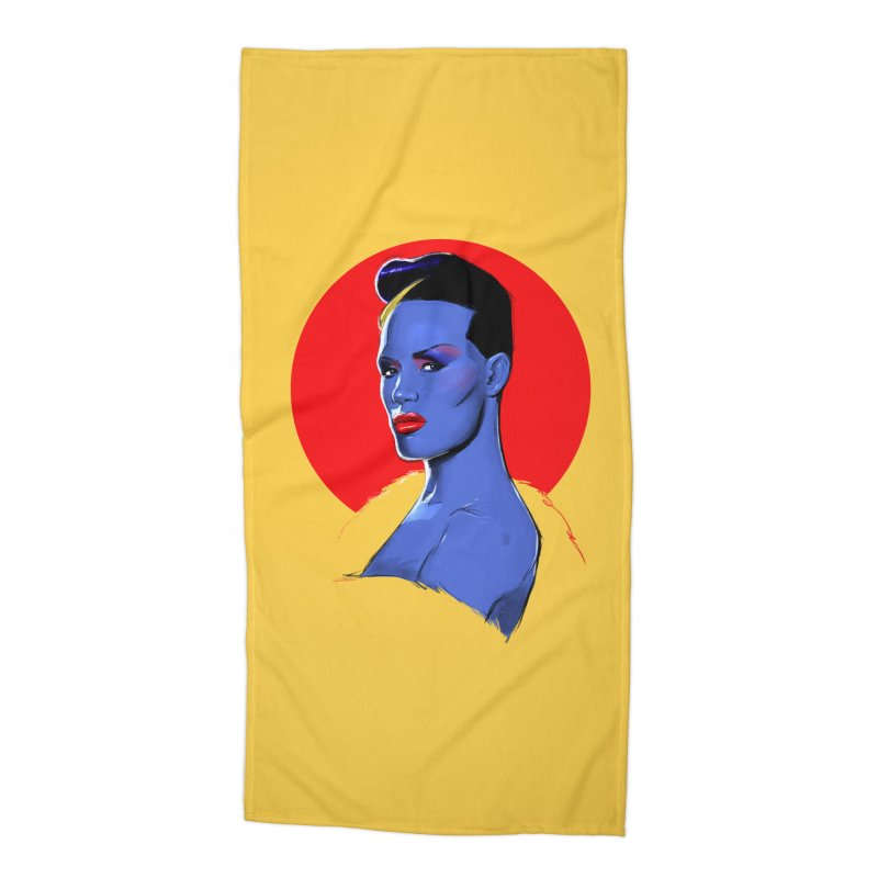 Grace Accessories Beach Towel by Ego Rodriguez