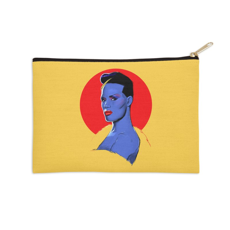 Grace Accessories Zip Pouch by Ego Rodriguez