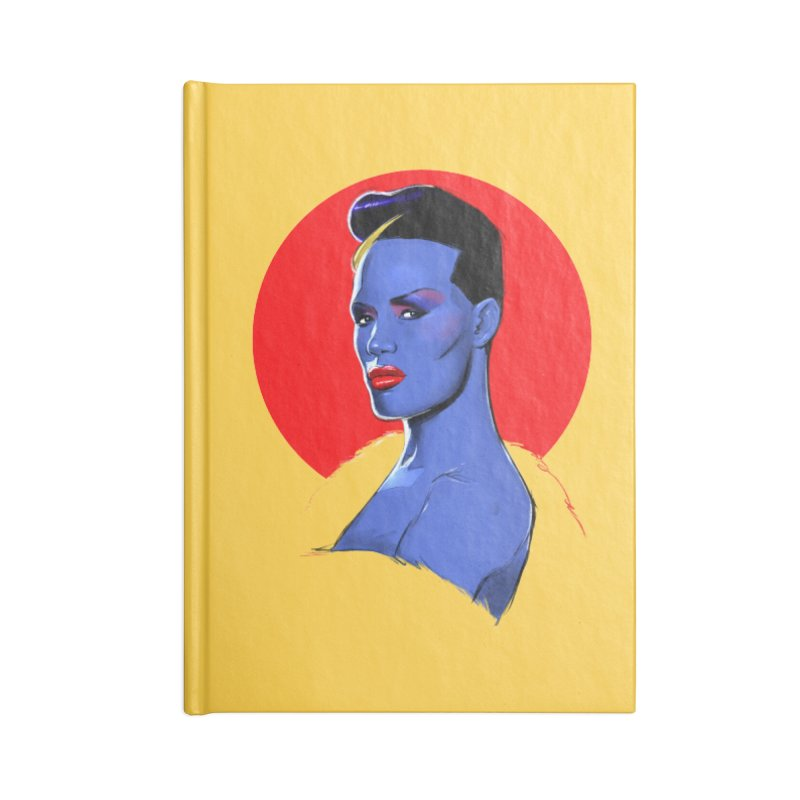 Grace Accessories Notebook by Ego Rodriguez