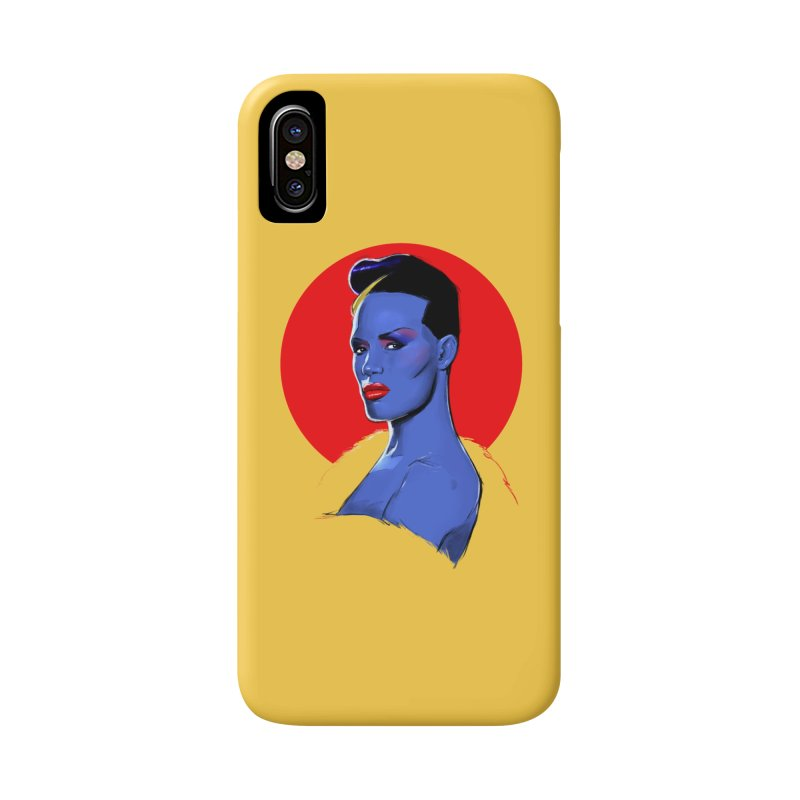 Grace Accessories Phone Case by Ego Rodriguez