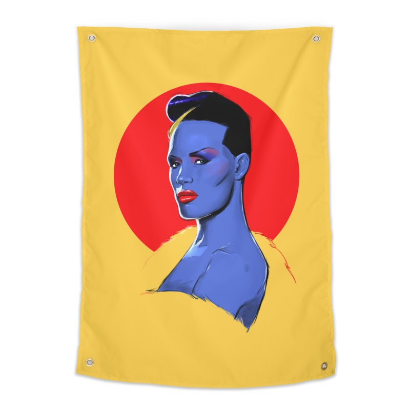 Grace Home Tapestry by Ego Rodriguez