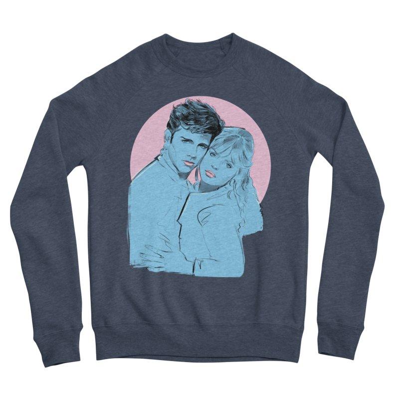 Grease 2 Men's Sponge Fleece Sweatshirt by Ego Rodriguez