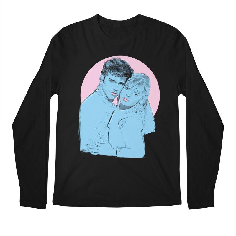 Grease 2 Men's Regular Longsleeve T-Shirt by Ego Rodriguez