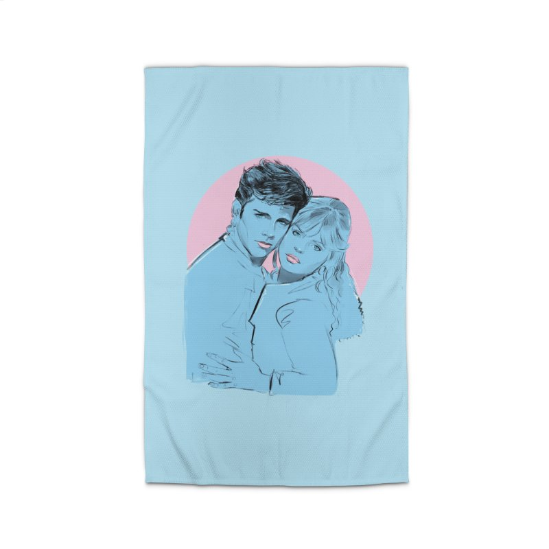 Grease 2 Home Rug by Ego Rodriguez