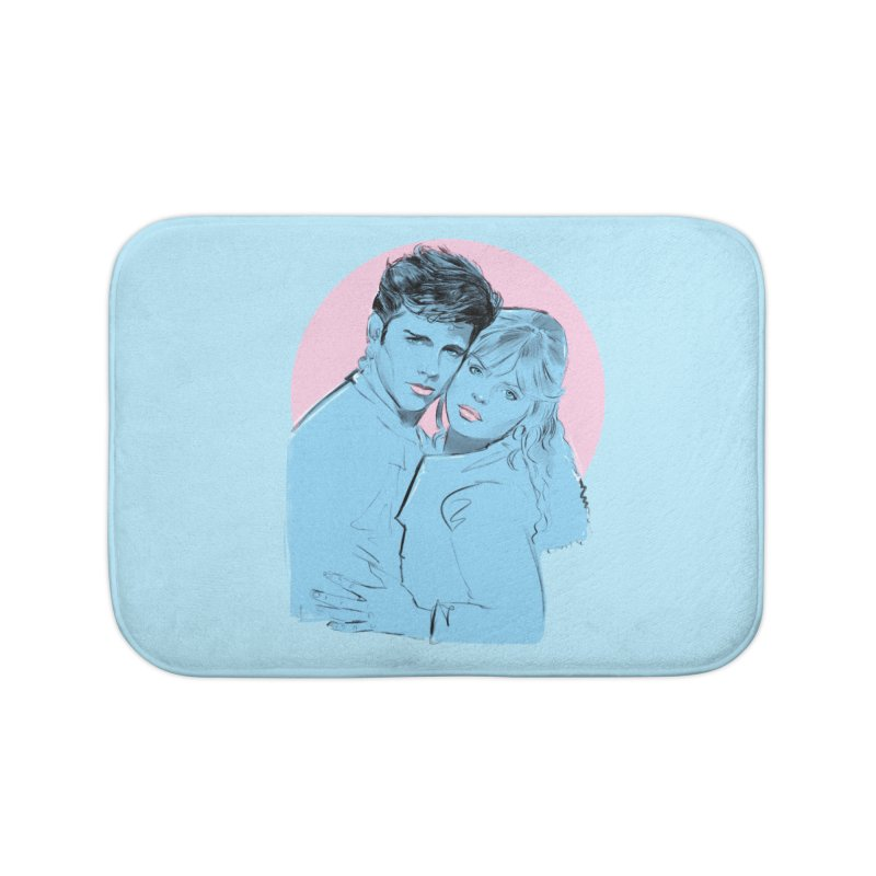Grease 2 Home Bath Mat by Ego Rodriguez