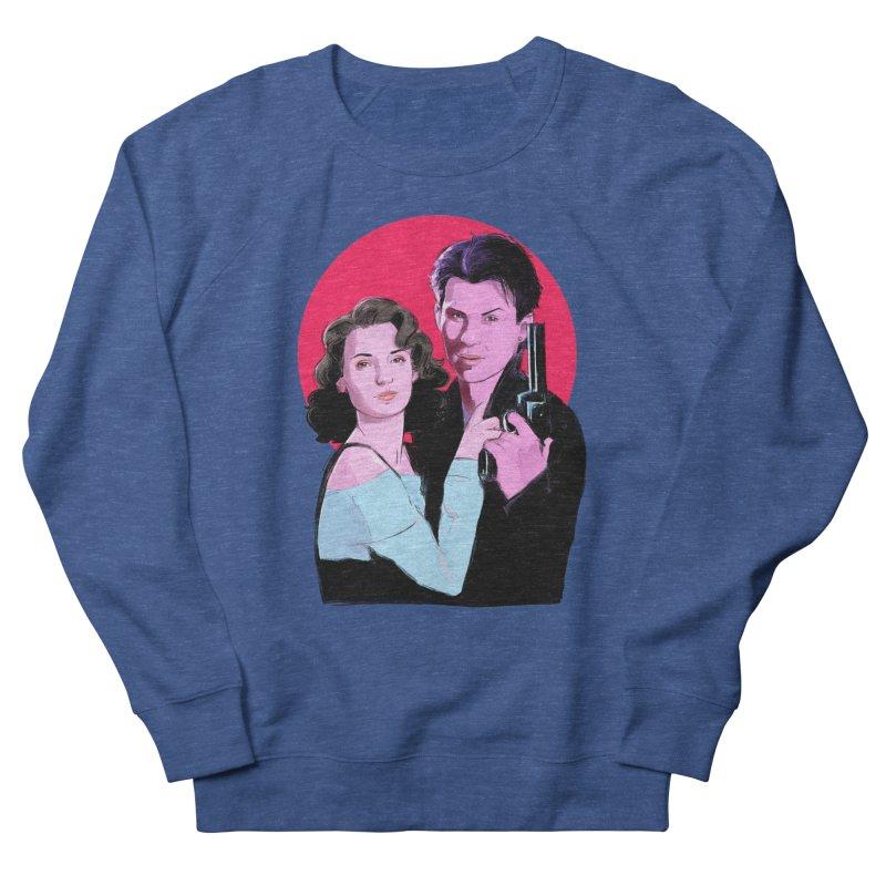 Veronica & JD Men's Sweatshirt by Ego Rodriguez