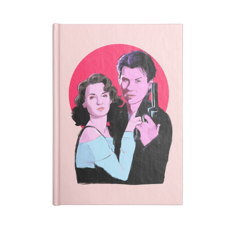 Veronica & JD Accessories Notebook by Ego Rodriguez