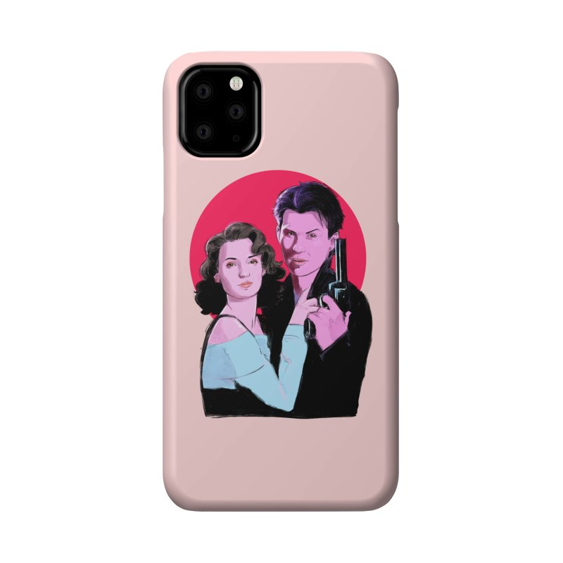 Veronica & JD Accessories Phone Case by Ego Rodriguez