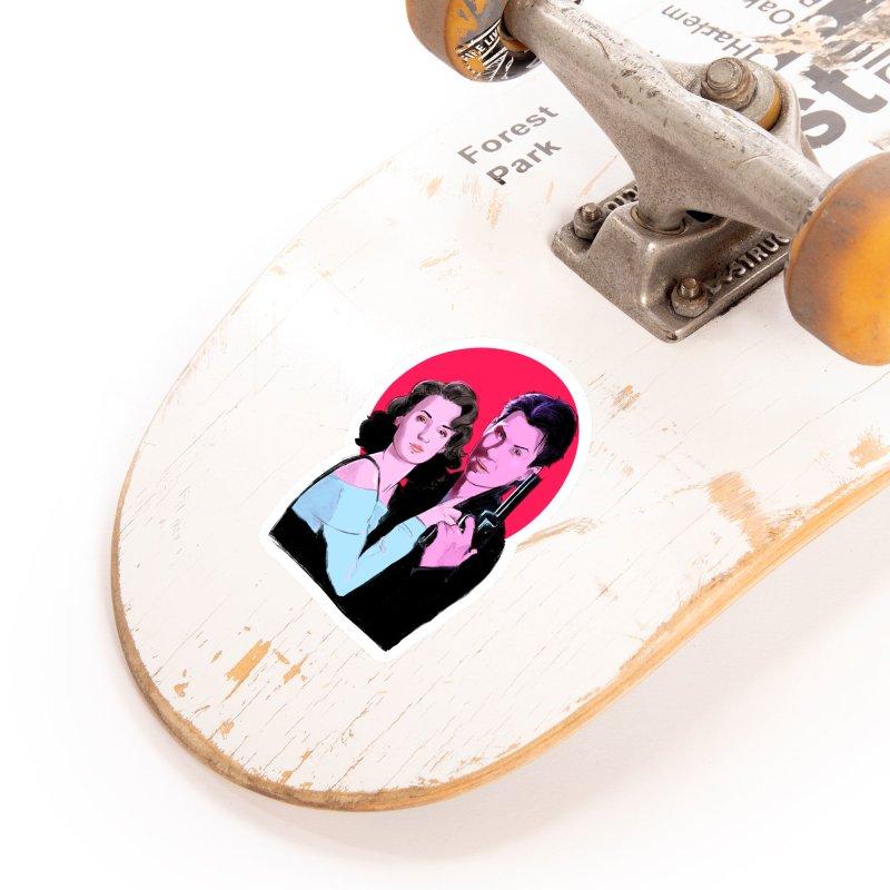 Veronica & JD Accessories Sticker by Ego Rodriguez