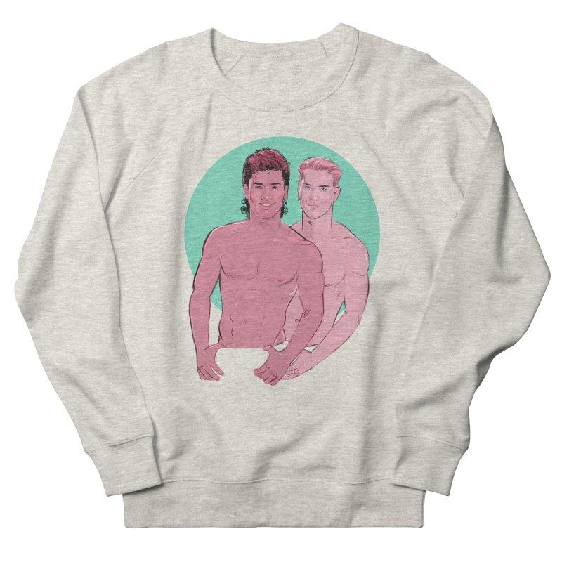 Zach Slater Men's French Terry Sweatshirt by Ego Rodriguez