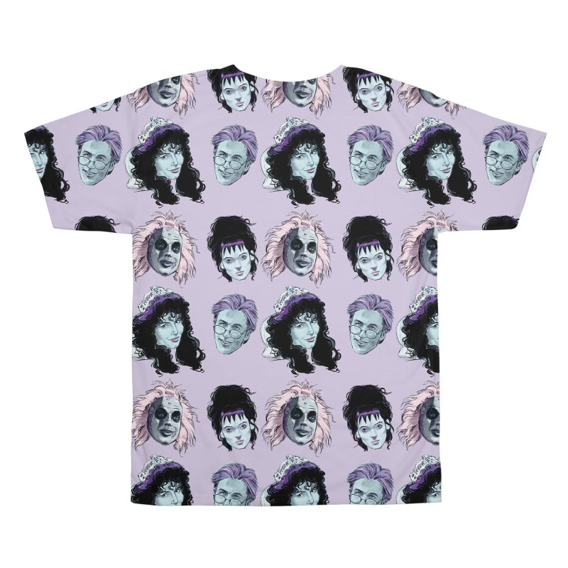 Jump in the Line Men's All Over Print by Ego Rodriguez
