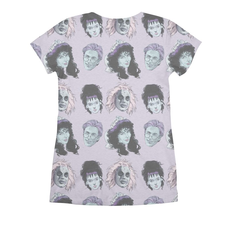 Jump in the Line Women's All Over Print by Ego Rodriguez