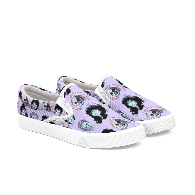 Jump in the Line Women's Slip-On Shoes by Ego Rodriguez