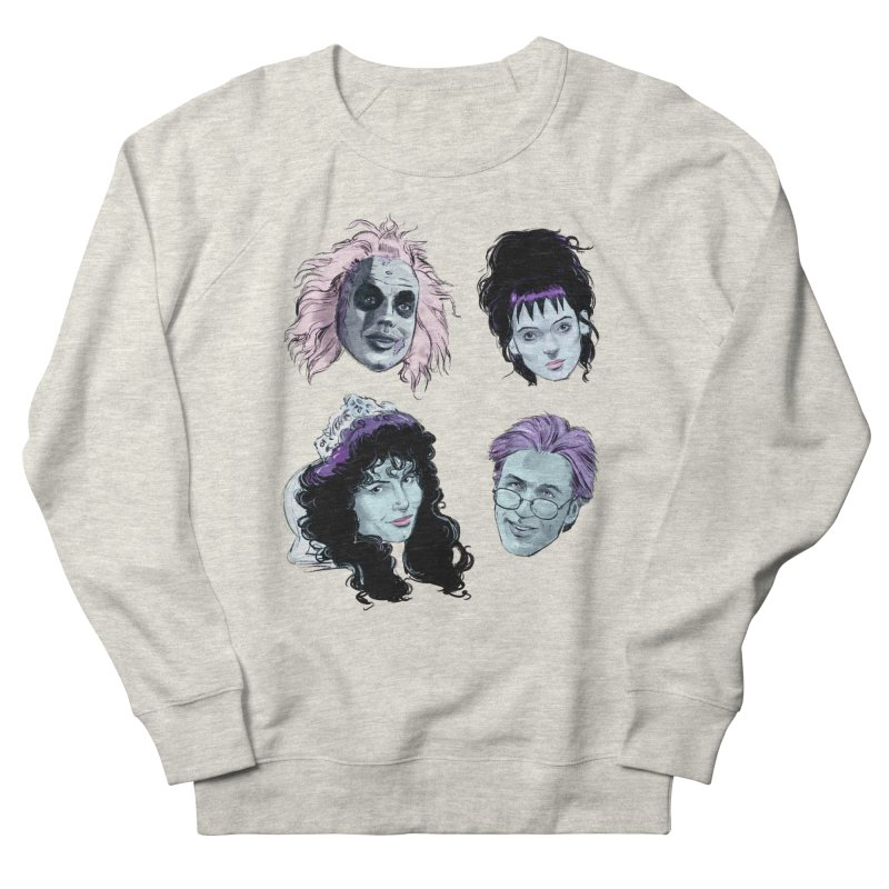 Jump in the Line Women's French Terry Sweatshirt by Ego Rodriguez