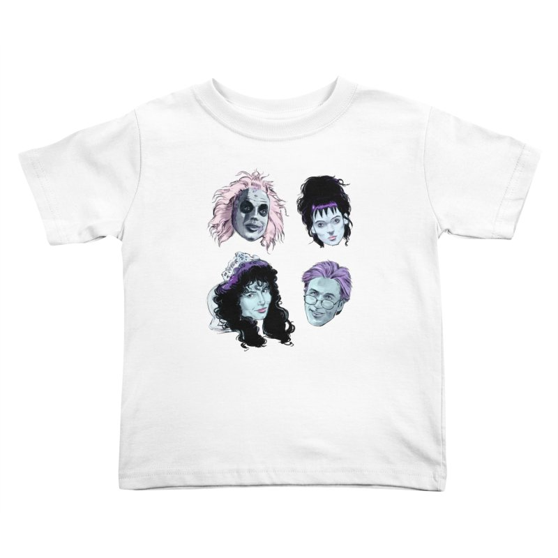 Jump in the Line Kids Toddler T-Shirt by Ego Rodriguez