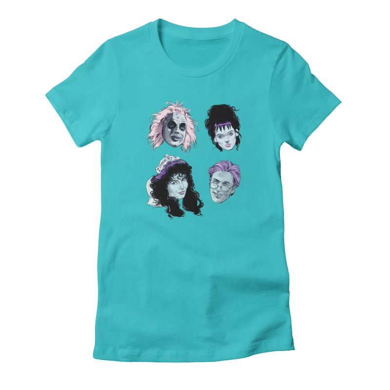 Jump in the Line Women's T-Shirt by Ego Rodriguez