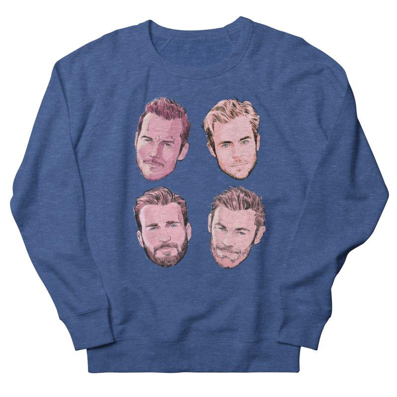 Chris-mas Men's Sweatshirt by Ego Rodriguez