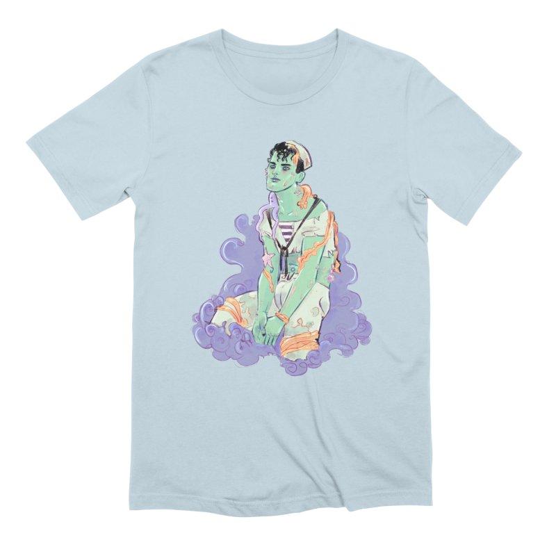 Shipwreck Sailor Men's T-Shirt by Ego Rodriguez